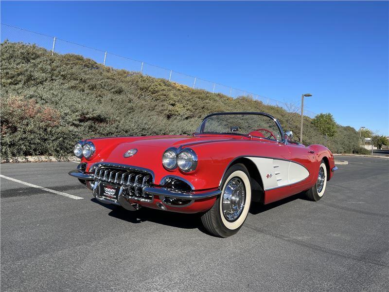 1959 Chevrolet Corvette for sale in Benicia, California 94510