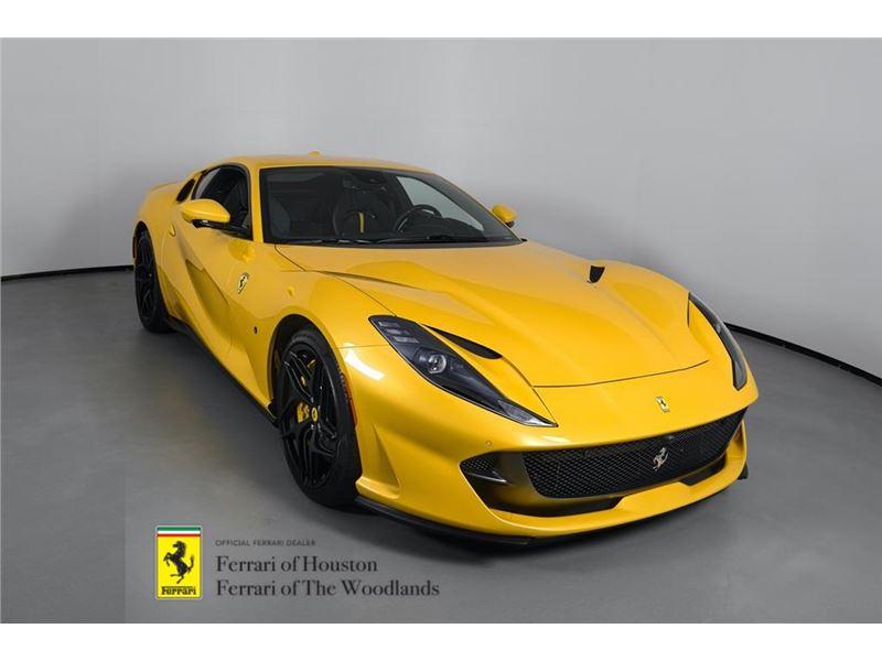 2020 Ferrari 812 Superfast for sale in Houston, Texas 77057