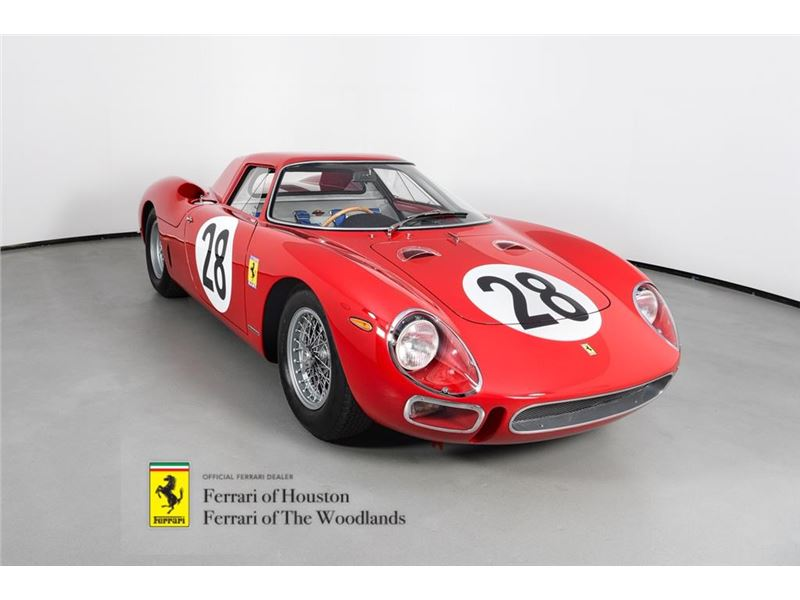 1964 Ferrari 250 LM for sale in Houston, Texas 77057