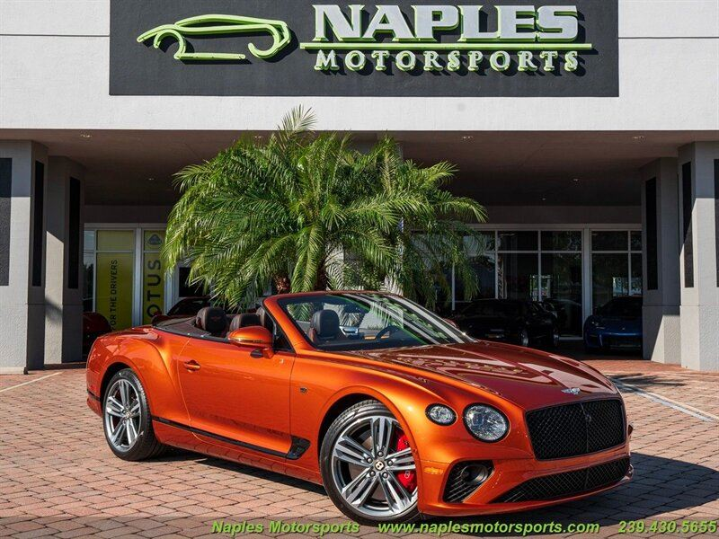 2020 Bentley Continental GT C V8S for sale in Naples, Florida 34104