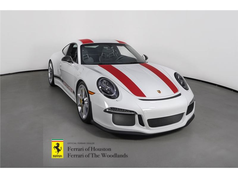 2016 Porsche 911 for sale in Houston, Texas 77057