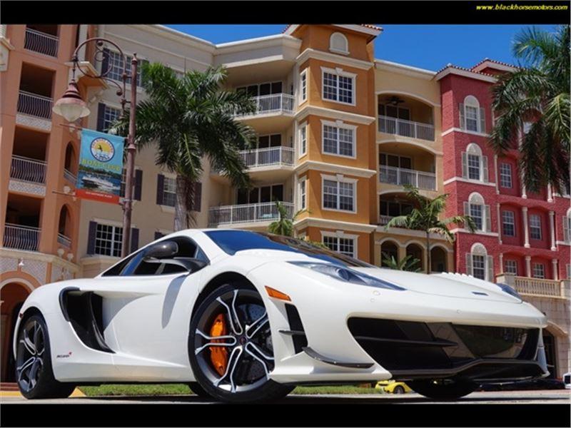 2012 McLaren MP4-12C for sale in Naples, Florida 34104