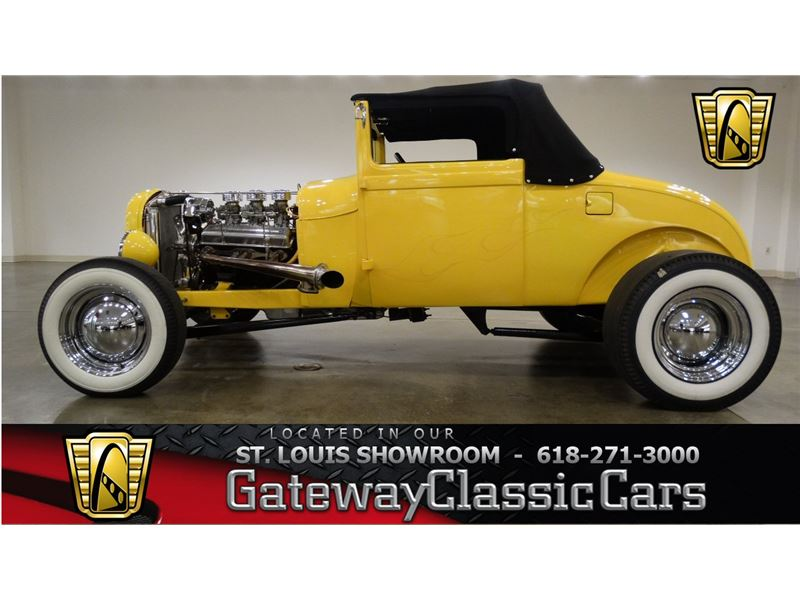 1929 Ford Roadster For Sale | GC-11930 | GoCars
