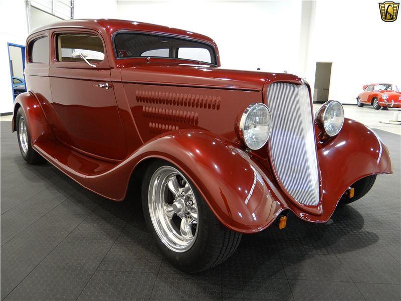 1934 Ford Tudor For Sale Gc 12266 Gocars