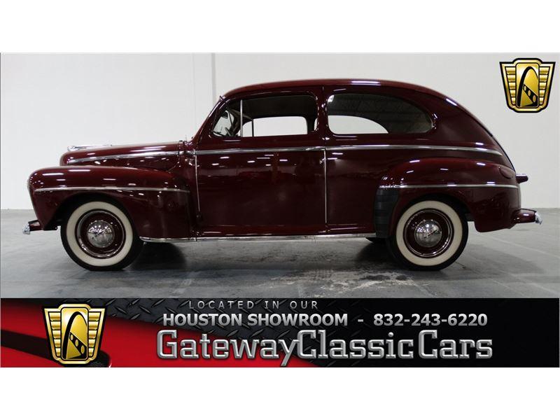 1947 Ford 2 Door Sedan For Sale | GC-12451 | GoCars