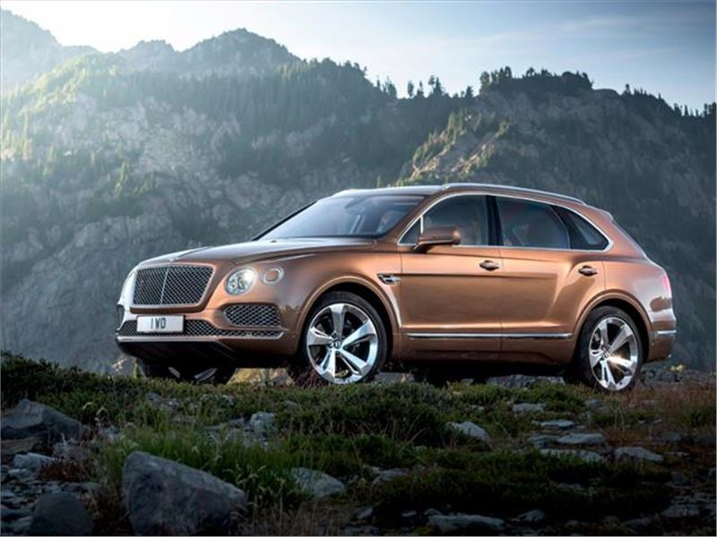 2017 Bentley Bentayga SUV for sale in for sale on GoCars