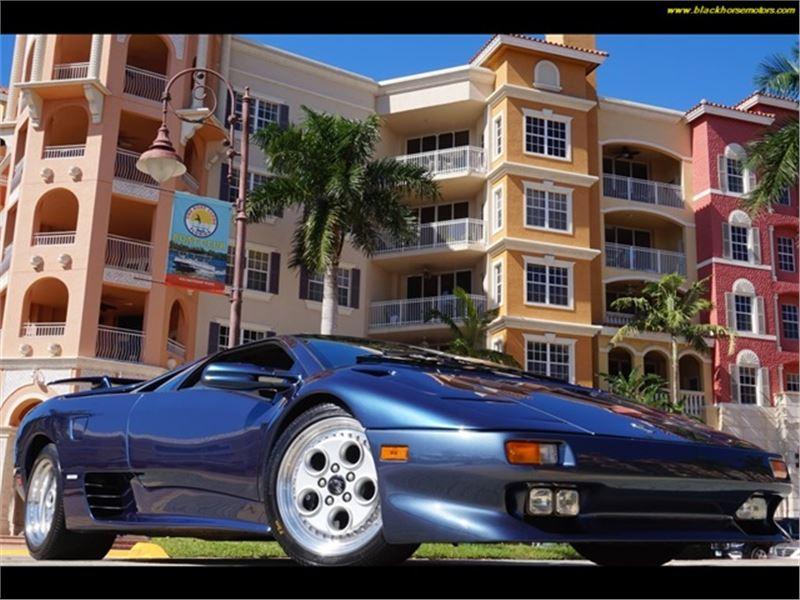 1995 Lamborghini Diablo for sale in Naples, Florida 34104