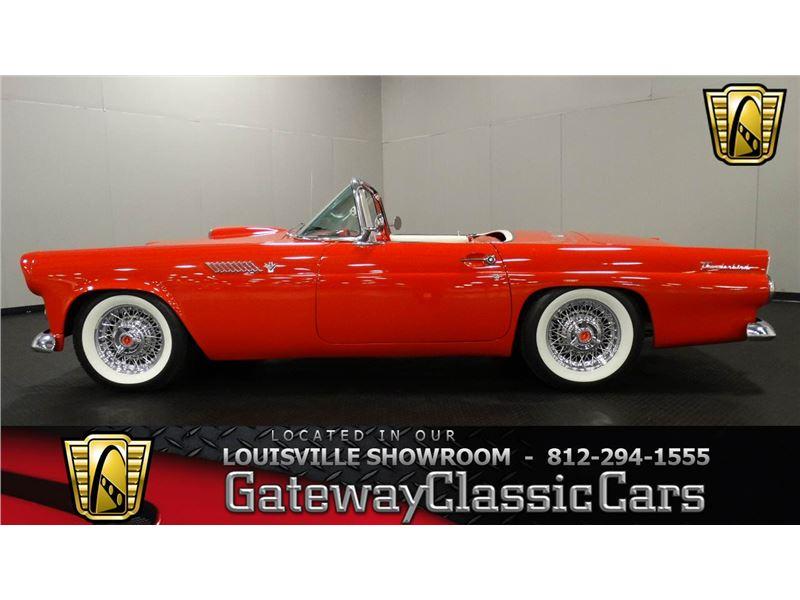 1955 Ford Thunderbird For Sale Gc 13373 Gocars