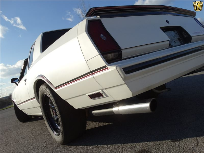 1985 Chevrolet Monte Carlo SS for sale in for sale on GoCars
