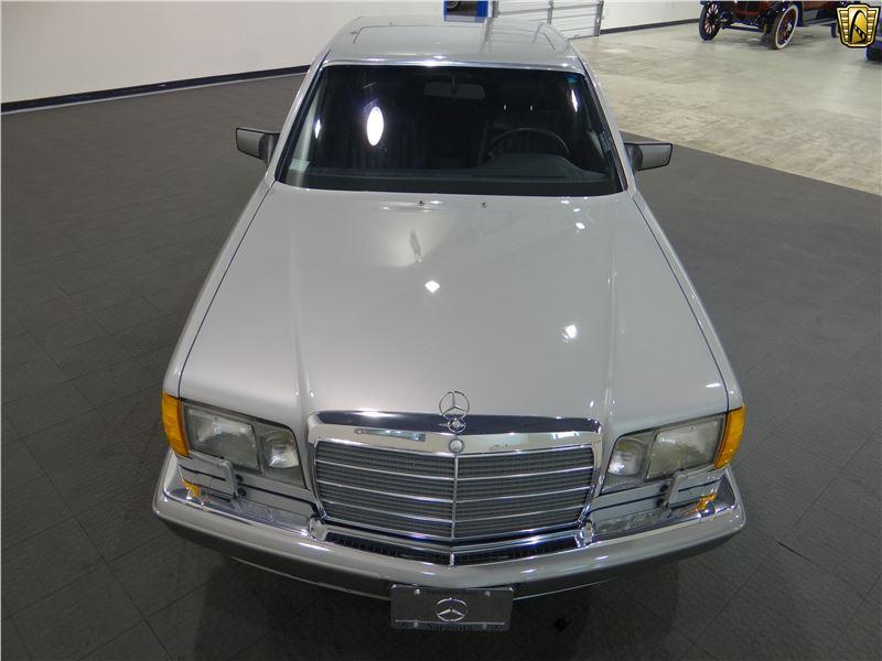 1987 mercedes 420sel for sale