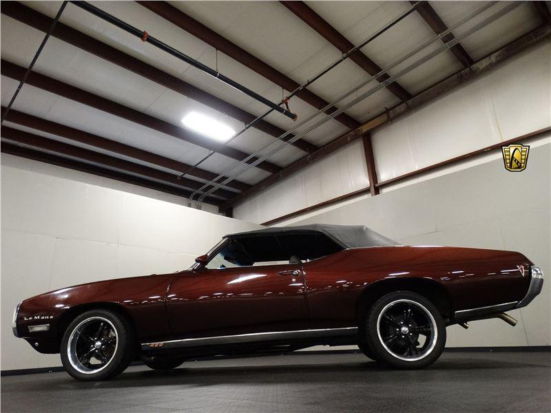 1969 Pontiac LeMans for sale on GoCars