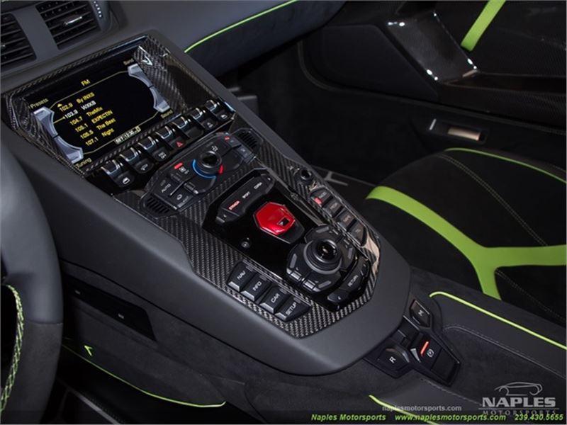 2016 Lamborghini Aventador for sale in for sale on GoCars