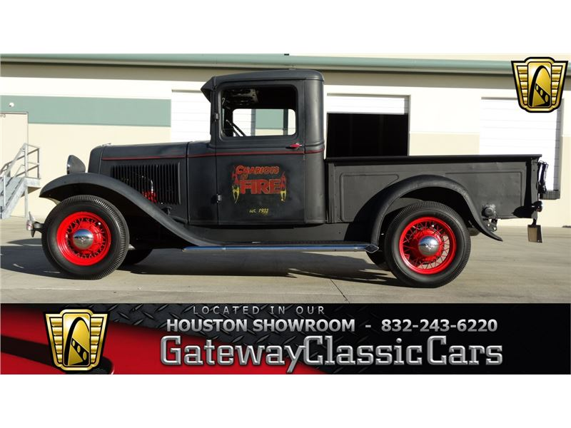 1933 Ford Pickup For Sale | GC-13756 | GoCars