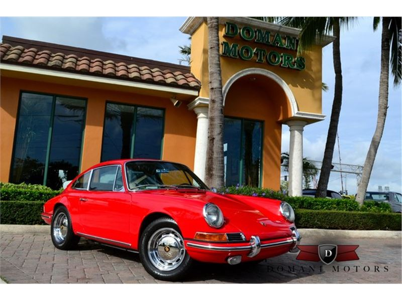 1965 Porsche 911 for sale in Deerfield Beach, Florida 33441