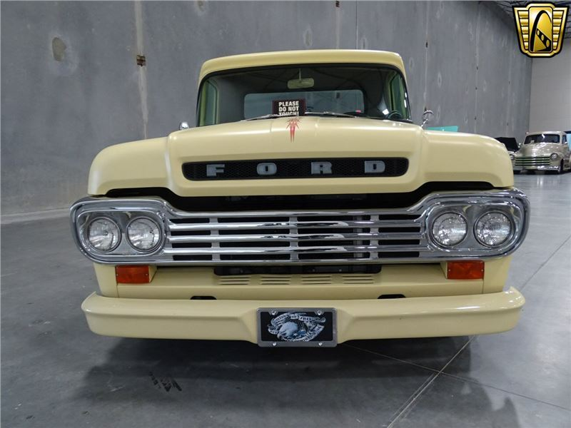 1959 Ford F100 for sale on GoCars