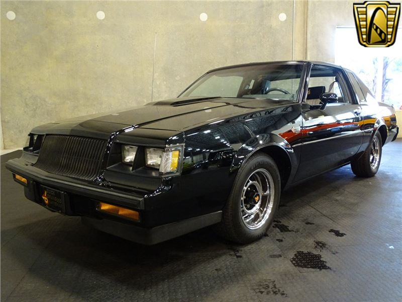 1987 buick grand national for sale in for sale on gocars. Cars Review. Best American Auto & Cars Review