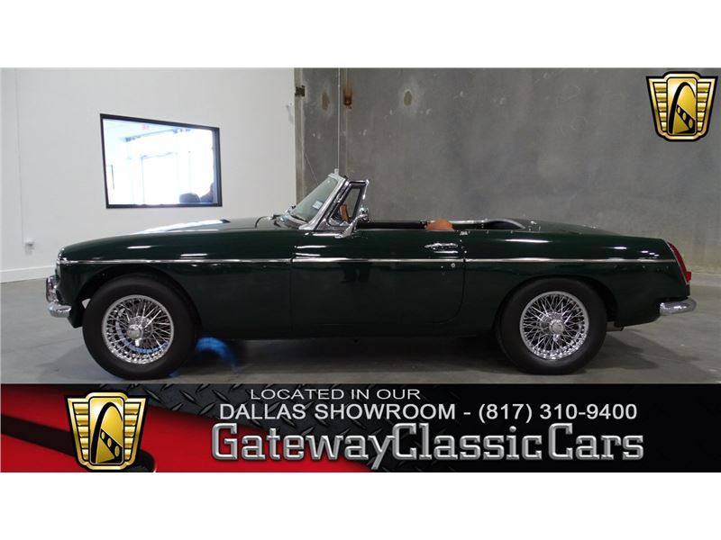 1968 MG MGB for sale on GoCars