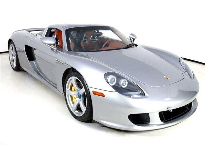2005 Porsche Carrera Gt For Sale Gc 14154 Gocars