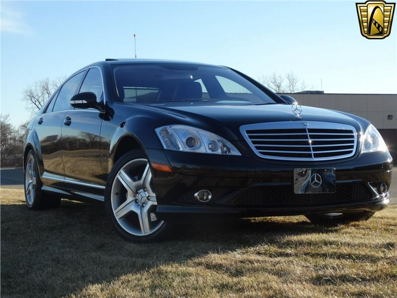 2007 mercedes benz s550 for sale gc 14334 gocars. Black Bedroom Furniture Sets. Home Design Ideas