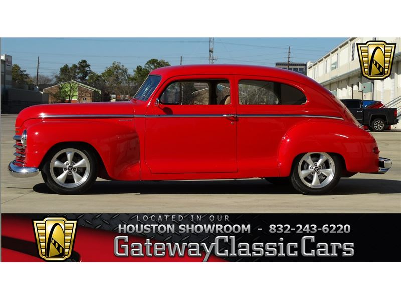1948 Plymouth Special Deluxe For Sale | GC-14376 | GoCars