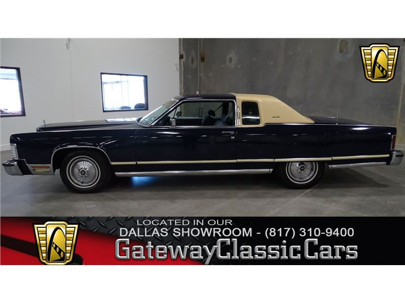 1977 Lincoln Town Car for sale on GoCars