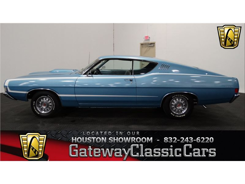 1968 Ford Torino GT for sale on GoCars