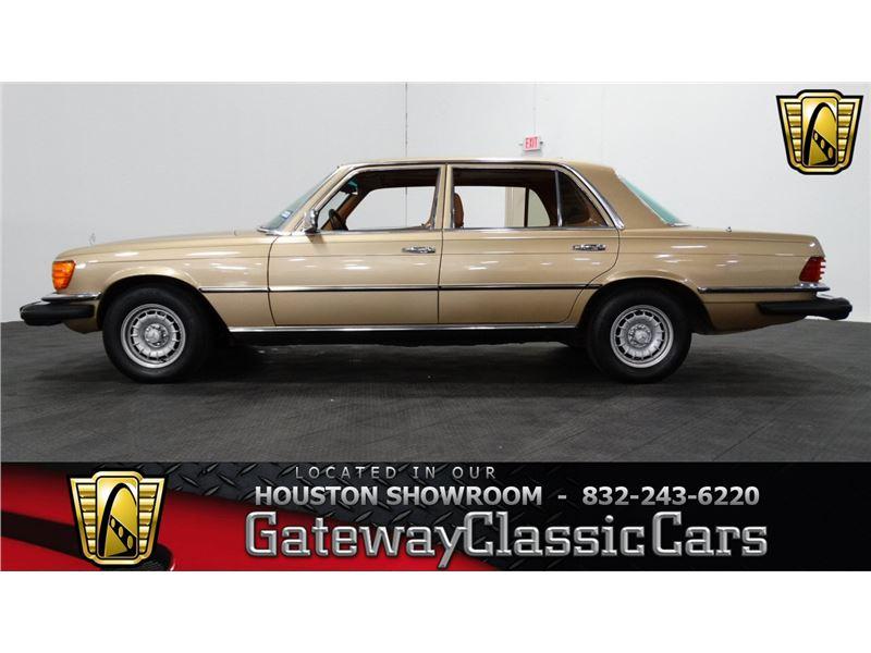 1980 Mercedes-Benz 450 SEL For Sale | GC-14466 | GoCars
