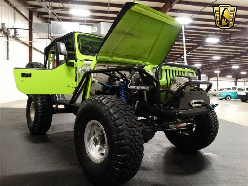 1987 jeep wrangler for sale in for sale on gocars. Cars Review. Best American Auto & Cars Review