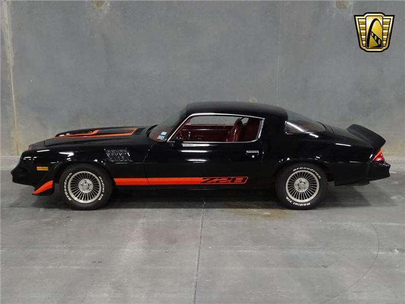 1979 Chevrolet Camaro SS/Z28 for sale on GoCars