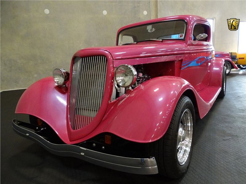 1934 ford 3 window coupe for sale gc 14552 gocars for 1934 ford three window coupe for sale