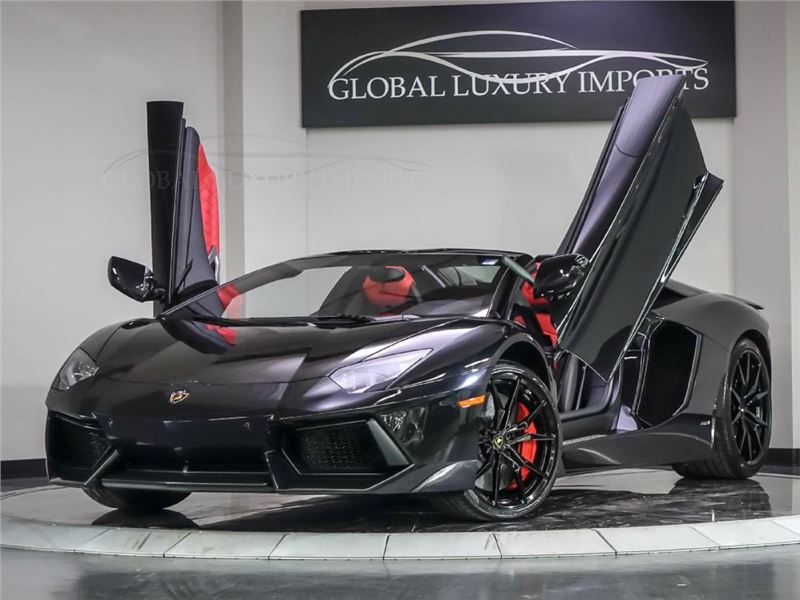 2016 Lamborghini Aventador for sale in Burr Ridge, Illinois 60527