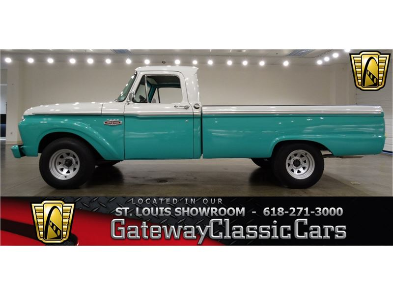 1965 Ford F100 for sale on GoCars