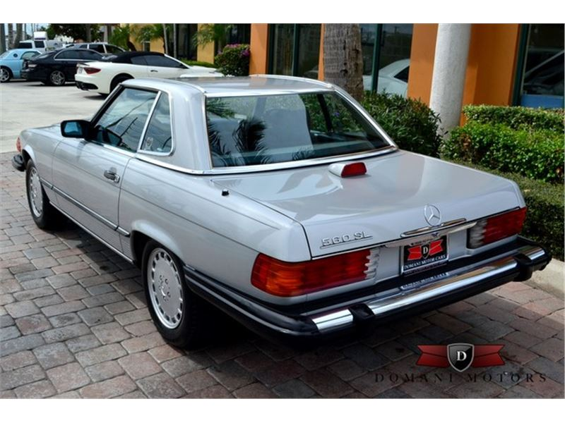 1987 mercedes benz 560 series for sale gc 14680 gocars for Mercedes benz 1987 for sale