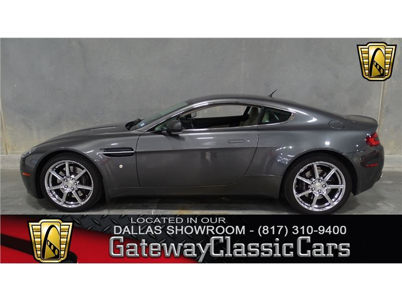 2007 aston martin v8 vantage for sale in for sale on gocars. Cars Review. Best American Auto & Cars Review