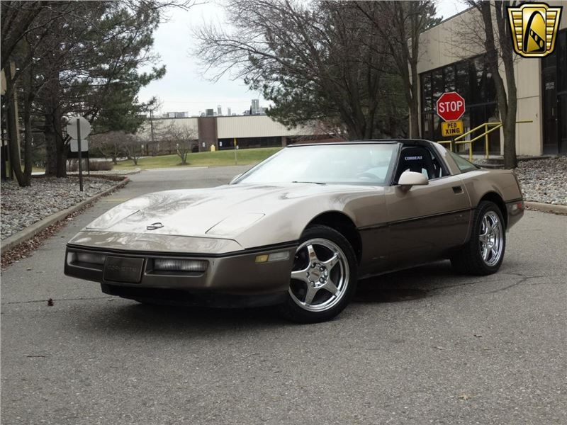 1985 chevrolet corvette for sale in for sale on gocars. Cars Review. Best American Auto & Cars Review