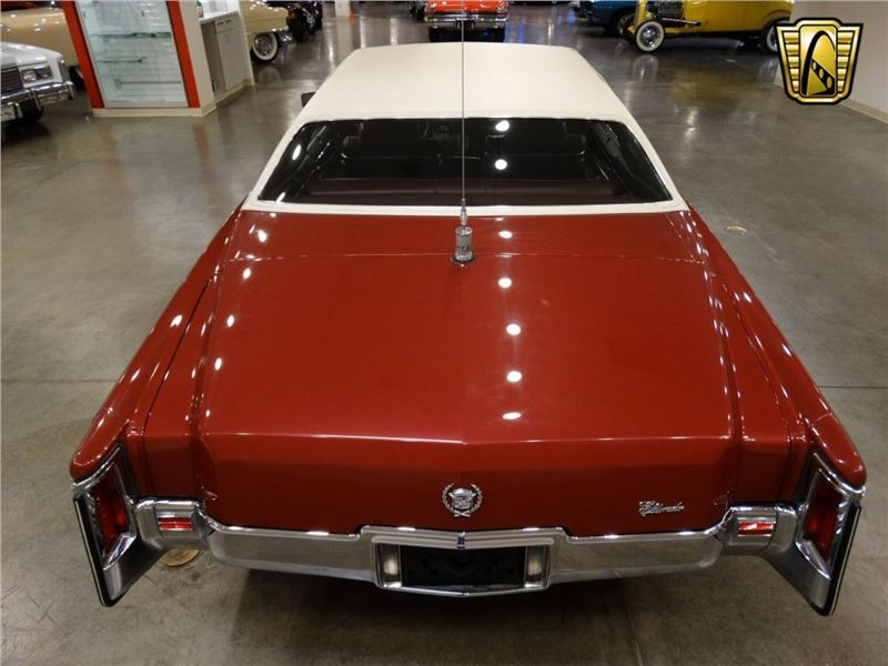 1972 Cadillac Eldorado for sale in for sale on GoCars