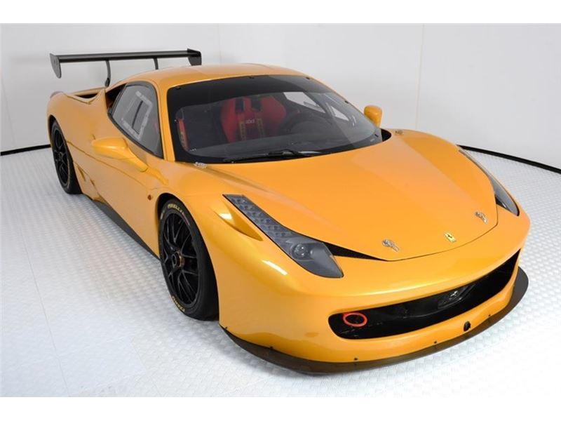 2012 Ferrari 458 Challenge for sale in Houston, Texas 77057