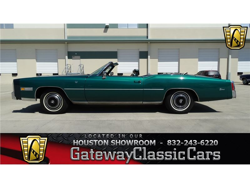 1976 Cadillac Eldorado For Sale | GC-15215 | GoCars