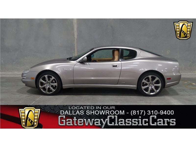 Maserati cambiocorsa 2004