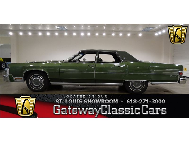 1974 Lincoln Continental For Sale Gc 15688 Gocars