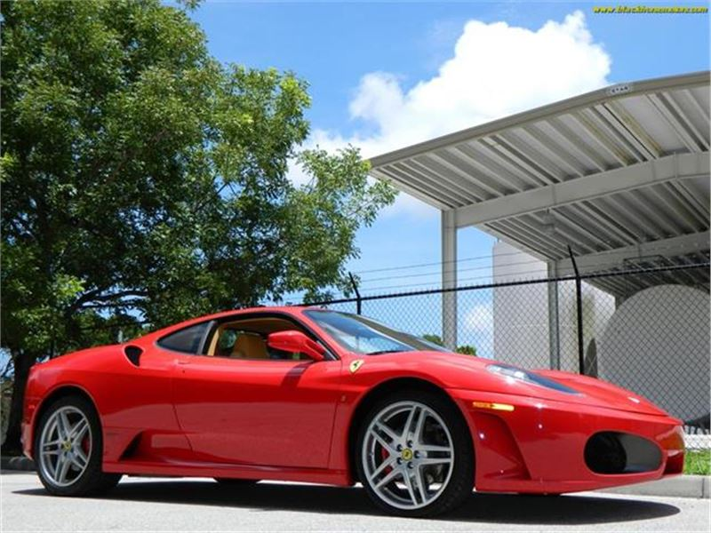 2005 Ferrari F430 for sale in Naples, Florida 34104