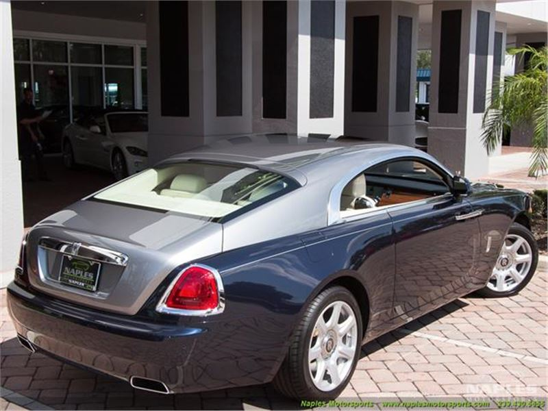 2014 rolls royce wraith for sale gc 16140 gocars. Black Bedroom Furniture Sets. Home Design Ideas