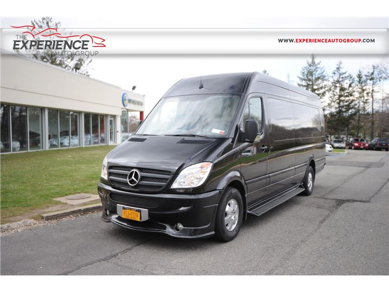 2012 mercedes benz sprinter midwest custom for sale gc for Custom mercedes benz for sale