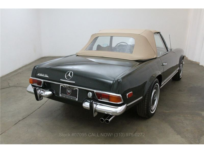 1971 Mercedes Benz 280sl For Sale Gc 16220 Gocars
