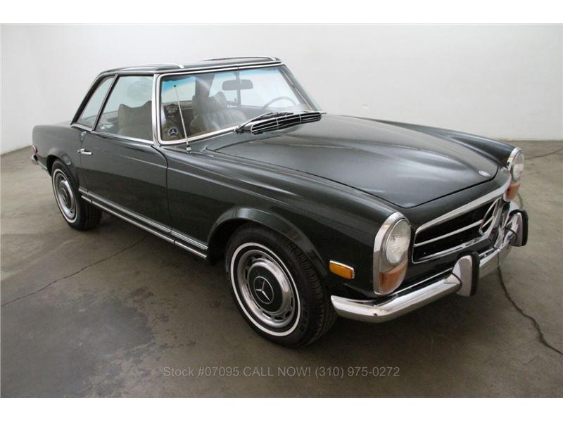 1971 mercedes benz 280sl for sale gc 16220 gocars. Black Bedroom Furniture Sets. Home Design Ideas
