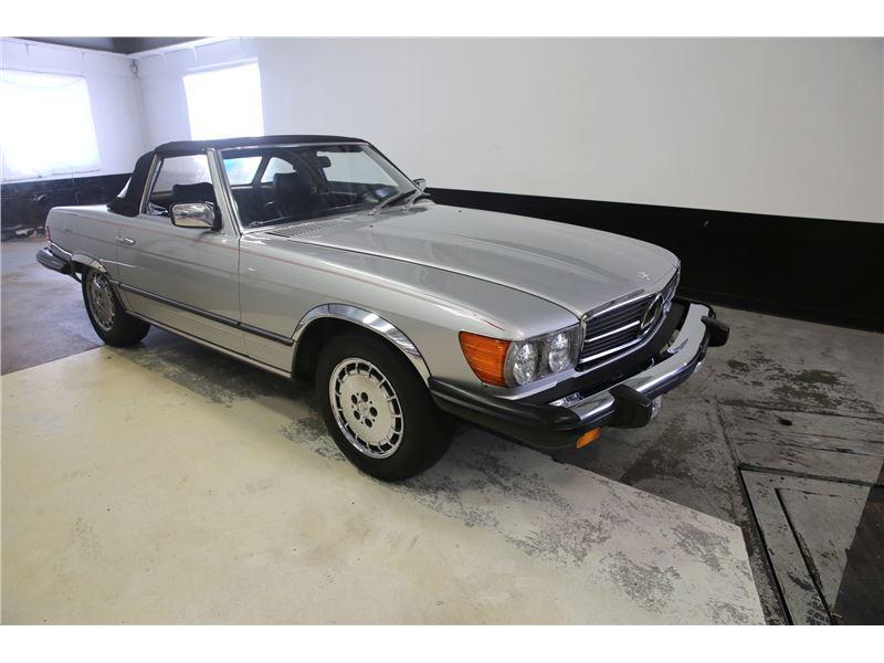 1980 mercedes benz 450sl for sale gc 16560 gocars for Pleasanton mercedes benz dealer