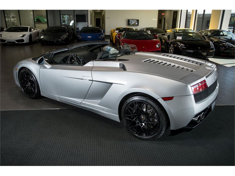 2010 lamborghini gallardo for sale gc 16563 gocars. Black Bedroom Furniture Sets. Home Design Ideas