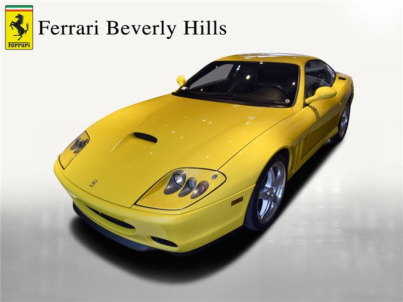 2003 ferrari 575m for sale gc 16589 gocars. Cars Review. Best American Auto & Cars Review