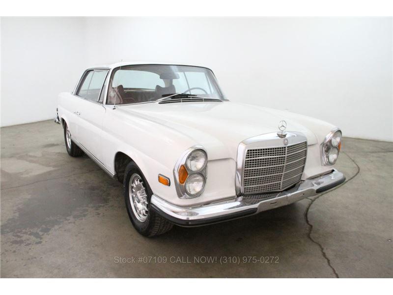 1970 Mercedes Benz 280se For Sale Gc 16441 Gocars