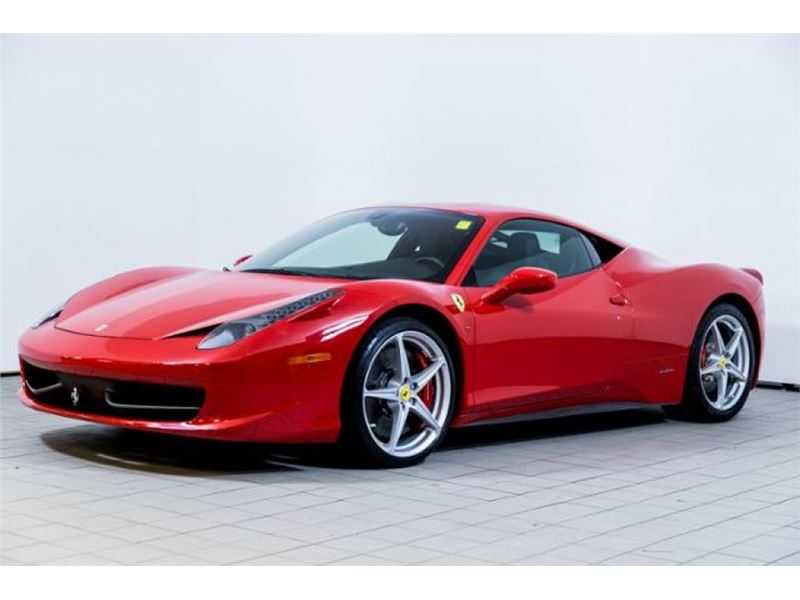 2012 ferrari 458 italia for sale in for sale on gocars. Cars Review. Best American Auto & Cars Review